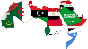 middle-east-map-with-flags