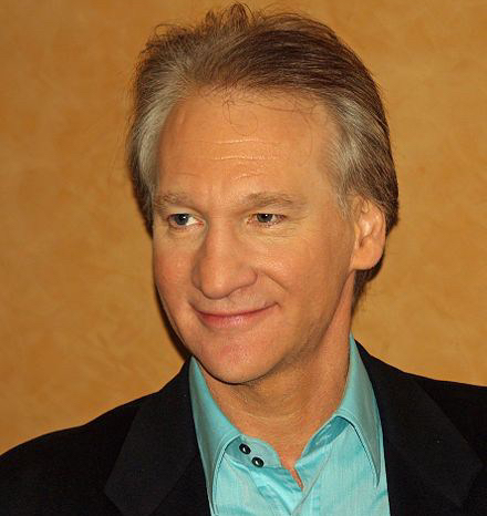 I've changed my mind. Bill Maher IS a House Negro.